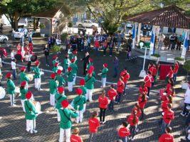 3º Festival de Bandas e Fanfarras em Nova Trento