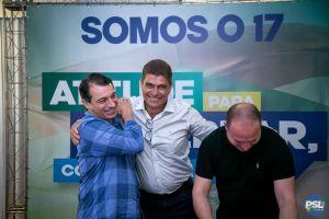 Prefeito Valmor Kammers se filia ao PSL