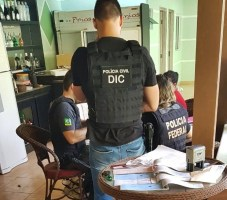 Sítio em Canelinha é alvo da operação Narcos, da P...