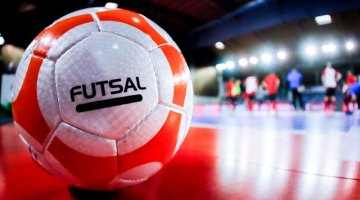 Taça Fube de Futsal Adulto inicia nesta quinta