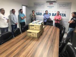 São João Batista e região recebem doação de 10 mil...