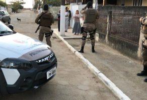 Criminoso é morto em confronto com a polícia