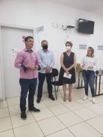 Presidente do Legislativo Edésio participa do iníc...