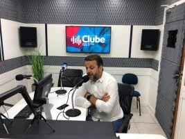 DEPUTADO JERRY COMPER PARTICIPA DO JORNAL DA MANHÃ...