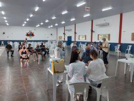 São João Batista abre neste sábado (17) vacinação ...