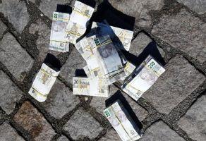 PRF prende homem com cerca de R$ 520 mil em notas ...
