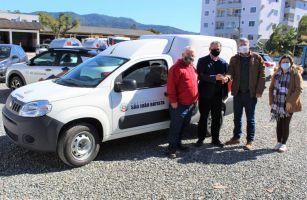 Novo veículo utilitário auxiliará na distribuição ...