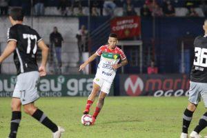 Brusque tem dois gols anulados e perde por 1 a 0 p...
