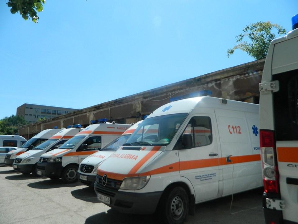 Ambulanţe