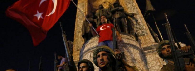 lovitura de stat in Turcia