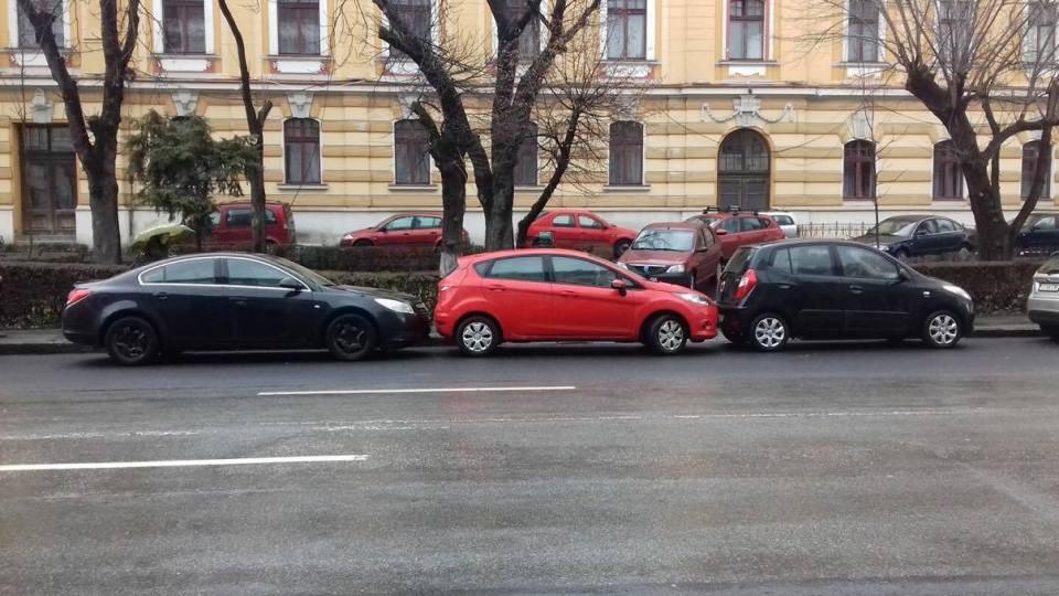 parcare inteligenta cluj