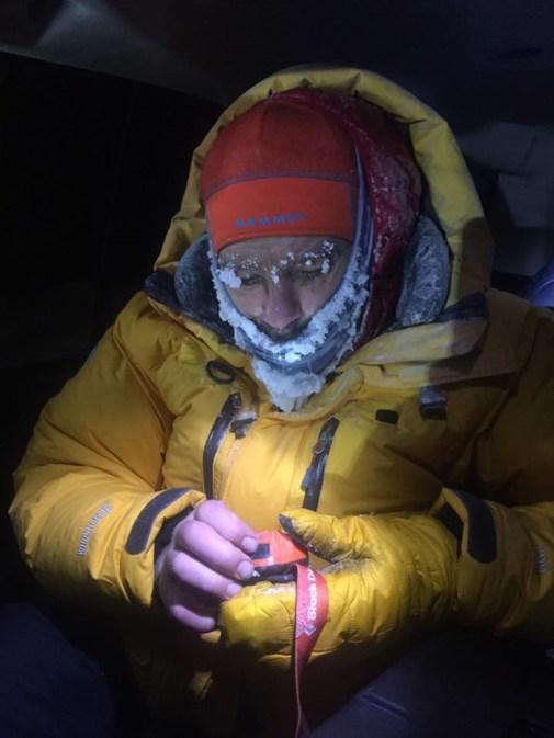 Tibi Useriu, învingător în 2017 la 6633 Arctic Ultra