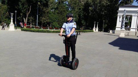 segway cluj politie