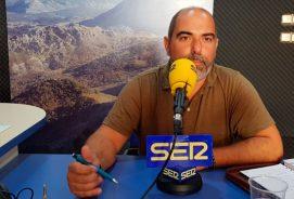 Manuel Ángel Chacón en Radio Comarca Cadena SER