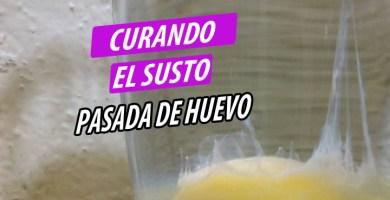 CURANDO EL SUSTO PASADO DE HUEVO