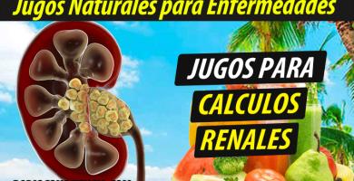 jugos-para-Cálculos-Renales