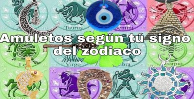 Amuleto ideal fecha nacimiento signo