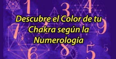 chakra numerologia