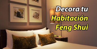 decora cuarto feng shui como