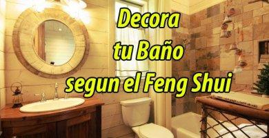 decora tu baño feng shui