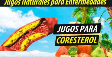 Jugoterapia jugos-para-Colesterol