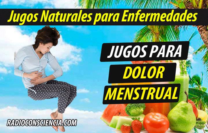 jugos-para-Dolor-Menstrual jugoterapia