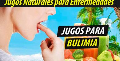 jugos-para-bulimia Jugoterapia