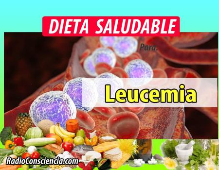 Dieta para la Leucemia