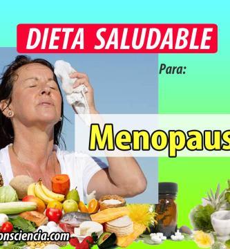 Dieta para la Menopausia