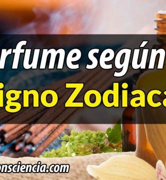 Perfume según tu Signo Zodiacal