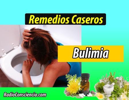 Remedios para la Bulimia