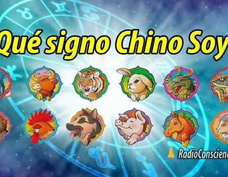 Animales del horosocopo chino