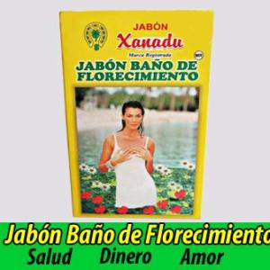 jabon baño de florecimiento comprar