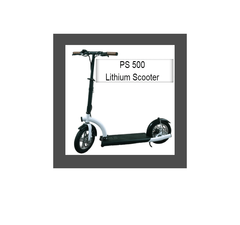 PS 500 Electric Kick Scooter