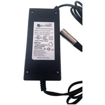36v Lithium Battery Charger