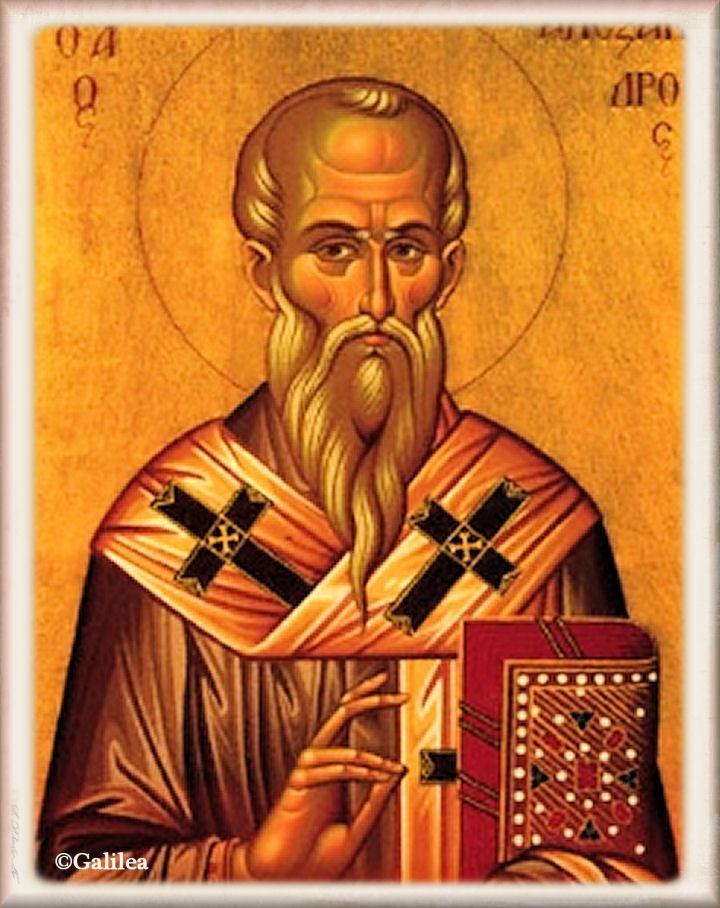 San Ireneo, Obispo de Lyon y Padre de la Iglesia
