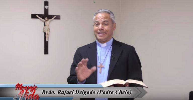Padre Chelo con el mensaje de vida del jueves 20