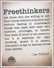 Freethinkers