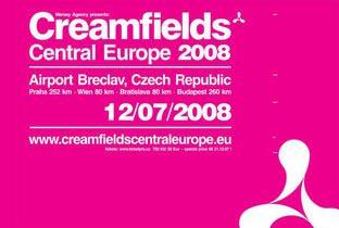 Creamfields Europe 2008