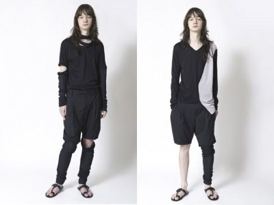 ethosens spring-summer 2009 - Slip Men collection
