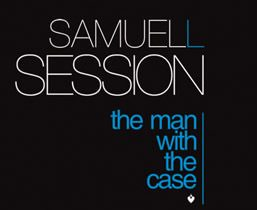 Man With The Case by Samuel L Session cover album club