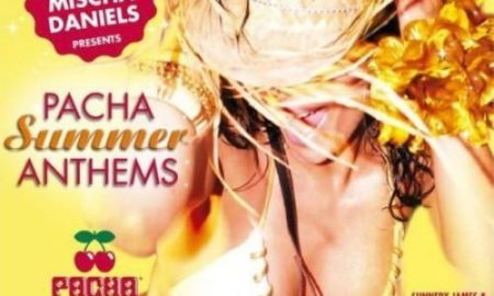 Pacha Summer Anthems cover CD album