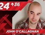 24 John O'Callaghan