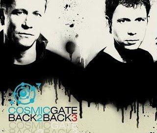 Cosmic Gate Back 2 Back - cover