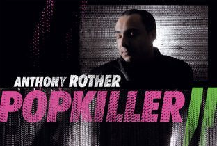 Pop Killer 2 by Anthony Rother - cover album