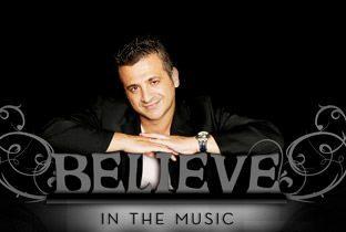 Believe In Music Dj Boris - cover album