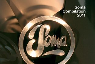 Soma Compilation 2011 - cover