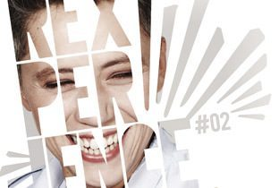 Rexperience 02 - cover album