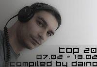 Top 20 Radio DEEA compiled by Daino