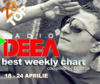 Top 20 clubbing Radio DEEA compiled by DJ Little 18-20